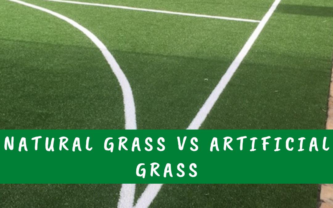 Natural Grass Vs Artificial Grass